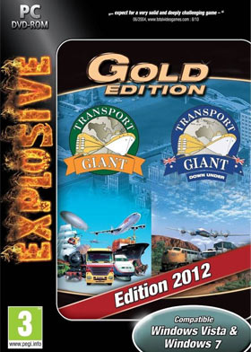 Transport Giant - Gold Edition 2012